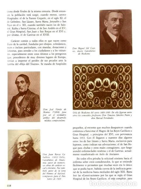 Libros de segunda mano: B310 - LA UNIVERSIDAD DE SANTIAGO. MANUEL C. DIAZ Y DIAZ. (COORD.). GALICIA. - Foto 6 - 121345203