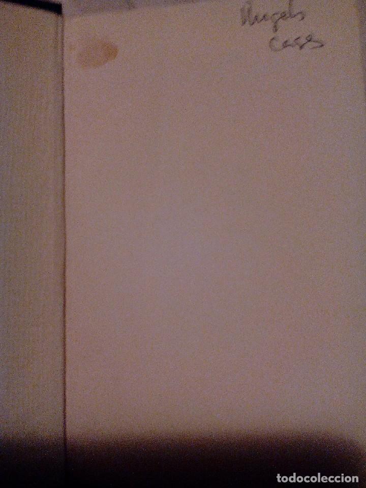 Libros de segunda mano: C01__libro pequeño catalan, CANÇONS DE REM I VELA,mide 11x18x1cm---177paginas,TIENE UN ESCRITO - Foto 2 - 121373255