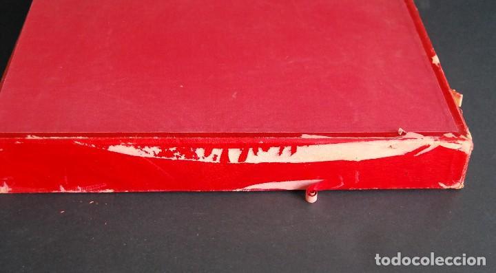 Libros de segunda mano: POEMAS DE LA ROSA. Poemas de Rainer Maria Rilke y grabados de artistas de primera linea. - Foto 37 - 121419523