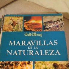 Libros de segunda mano: 2 LIBROS MARAVILLAS DEL MUNDO Y MARAVILLAS DE LA NATURALEZA. Lote 121470642