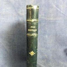 Libros de segunda mano: JEAN RUSTIQUE MARIE HELENE LA SOLIDARITE PAR LE LIVRE,1961 EDICION DE LUJO DE 300 EJEMPLARES. Lote 121494663