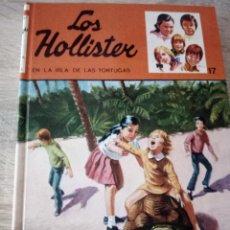 Libros de segunda mano: LOS HOLLISTER EN LA ISLA DE LAS TORTUGAS - JERRY WEST - EDICIONES TORAY 1978. Lote 121497003