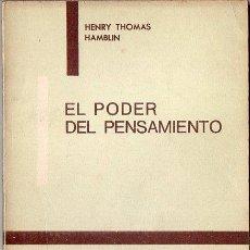Libros de segunda mano: MABEL COLLINS : FRAGMENTOS DE VIDA Y PENSAMIENTO (KIER, 1976). Lote 121514539