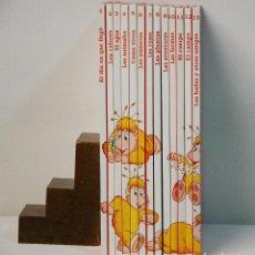 Libros de segunda mano: LO QUE SABE YUPI DE,,,LOTE DE 13 NUMEROS .PLANETA AGOSTINI.1990.. Lote 121519175