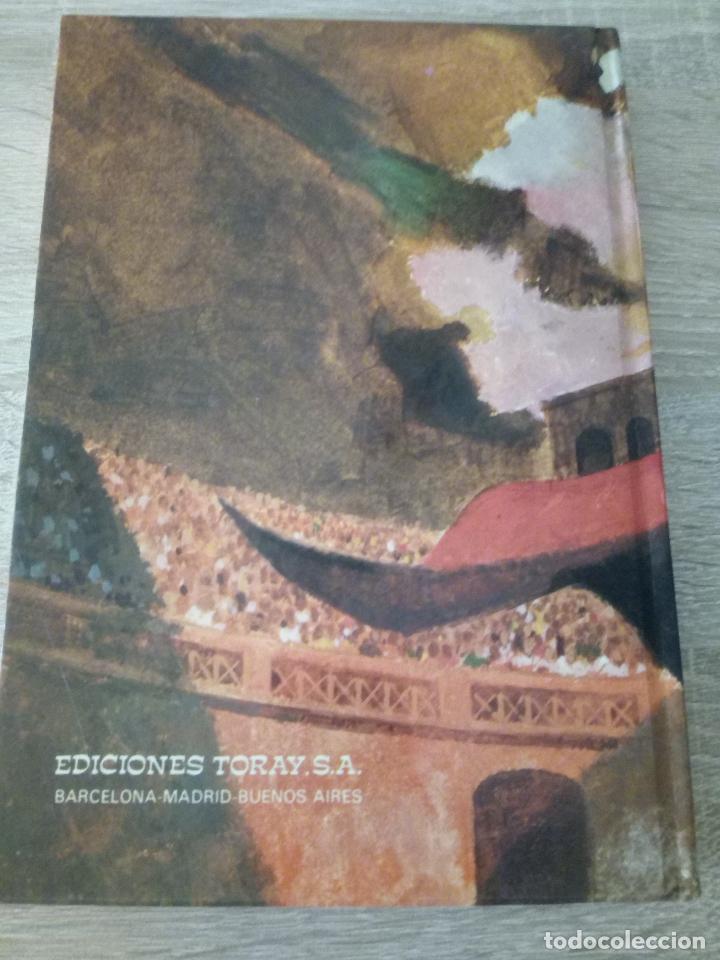 Libros de segunda mano: QUO VADIS? - E. SIENKIEWICZ - EDICIONES TORAY 1978 - TAPA DURA - Foto 2 - 121576155