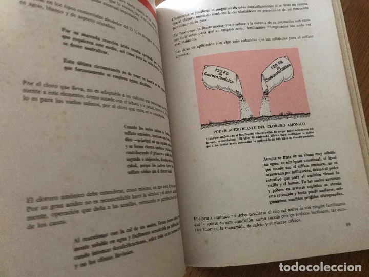 Libros de segunda mano: divulgacion de abonos / aguirre andres - Foto 2 - 121645903