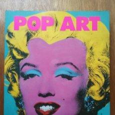 Libros de segunda mano: POP ART, TILMAN OSTERWOLD, TASCHEN, 1992. Lote 121665087