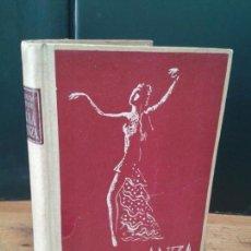 Libros de segunda mano: DE LA DANZA. SEBASTIÁN GASCH I PEDRO PRUNA. 1946.. Lote 121666759