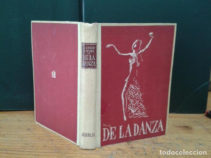 Libros de segunda mano: De la danza. Sebastián Gasch i Pedro Pruna. 1946. - Foto 2 - 121666759