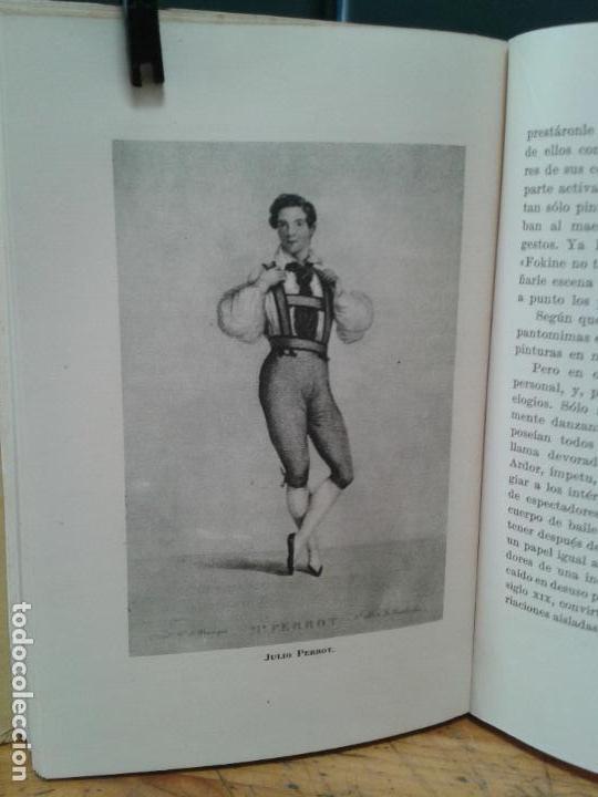Libros de segunda mano: De la danza. Sebastián Gasch i Pedro Pruna. 1946. - Foto 3 - 121666759