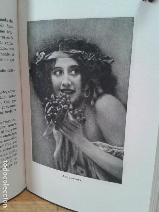 Libros de segunda mano: De la danza. Sebastián Gasch i Pedro Pruna. 1946. - Foto 4 - 121666759