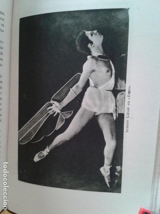 Libros de segunda mano: De la danza. Sebastián Gasch i Pedro Pruna. 1946. - Foto 5 - 121666759