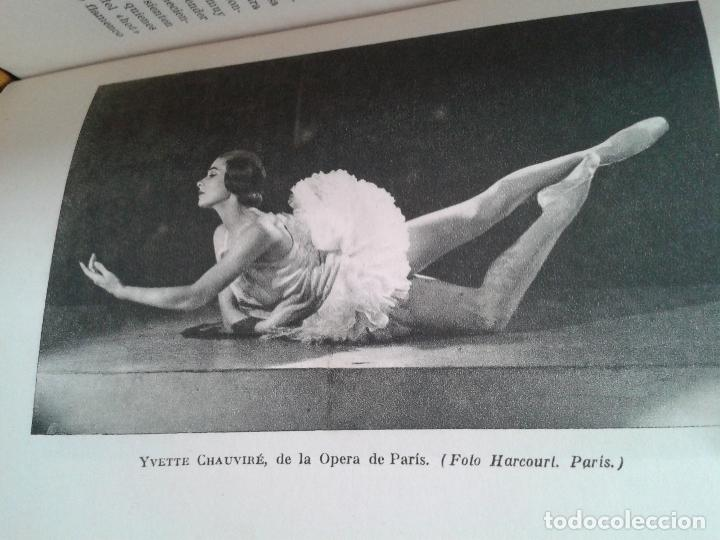 Libros de segunda mano: De la danza. Sebastián Gasch i Pedro Pruna. 1946. - Foto 6 - 121666759