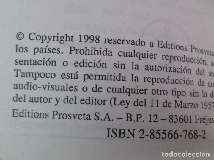 Libros de segunda mano: PENSAMIENTOS COTIDIANOS.OMRAAM MIKHAËL AÏVANHOV. 7 LIBROS. EDICION PROSVETA. VER FOTOGRAFIAS - Foto 8 - 121731443
