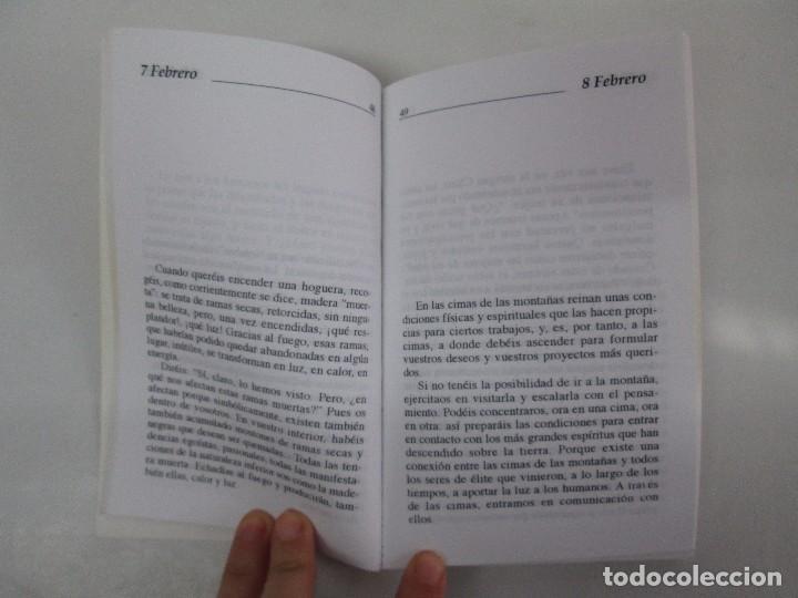 Libros de segunda mano: PENSAMIENTOS COTIDIANOS.OMRAAM MIKHAËL AÏVANHOV. 7 LIBROS. EDICION PROSVETA. VER FOTOGRAFIAS - Foto 13 - 121731443