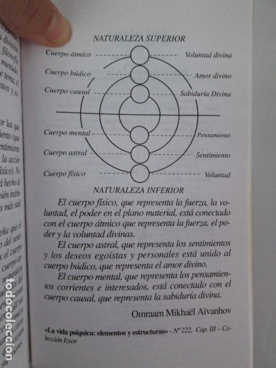 Libros de segunda mano: PENSAMIENTOS COTIDIANOS.OMRAAM MIKHAËL AÏVANHOV. 7 LIBROS. EDICION PROSVETA. VER FOTOGRAFIAS - Foto 31 - 121731443
