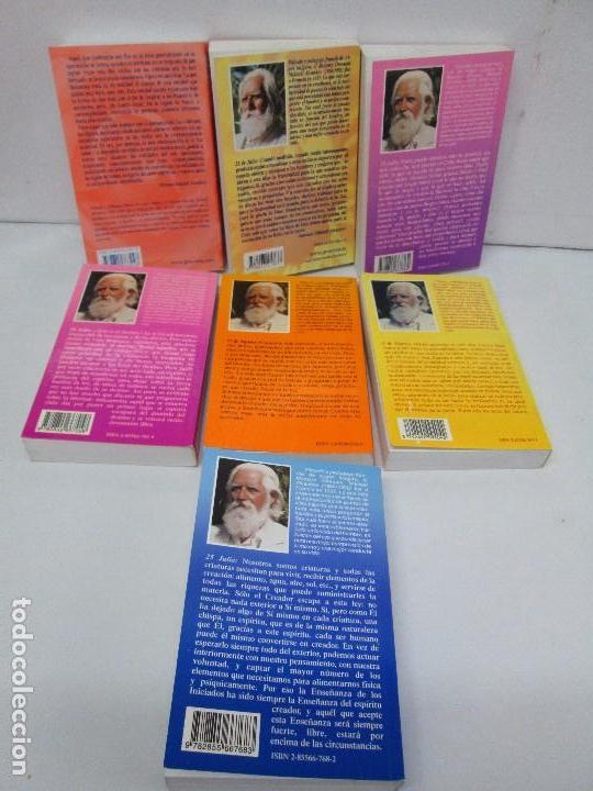 Libros de segunda mano: PENSAMIENTOS COTIDIANOS.OMRAAM MIKHAËL AÏVANHOV. 7 LIBROS. EDICION PROSVETA. VER FOTOGRAFIAS - Foto 32 - 121731443