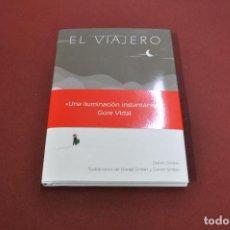 Libros de segunda mano: EL VIAJERO - DAREN SIMKIN - GRIJALBO - 1ª EDICIÓN 2009 - JUB. Lote 121904947