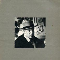 Libros de segunda mano: HOMENAJE A UN ARTISTA. PICASSO. CATALOGO DE LA GALERÍA KREISLER 2. 1973. Lote 121904991