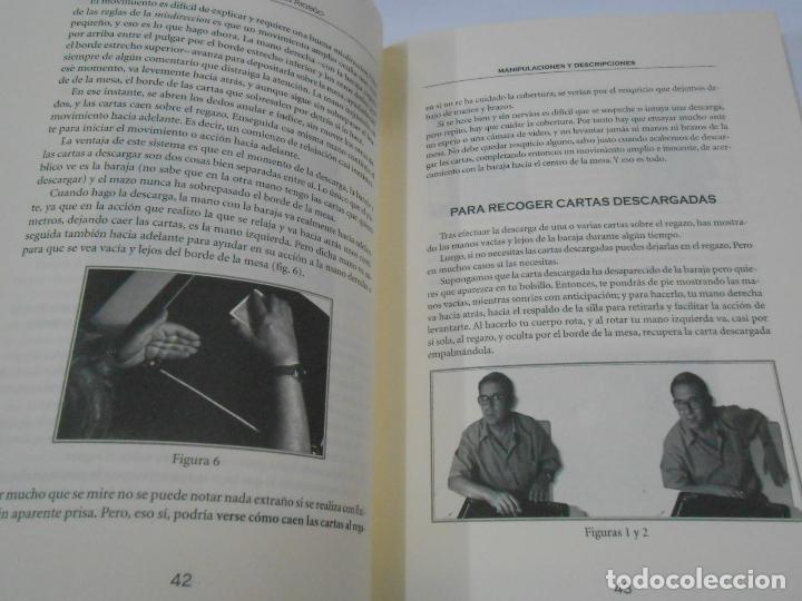 Libros de segunda mano: LA MAGIA PENSADA. RAMON RIOBOO. MAGIA CON EL CEREBRO SIN OLVIDAR LAS MANOS. JUAN TAMARIZ. TDK346 - Foto 2 - 121918059
