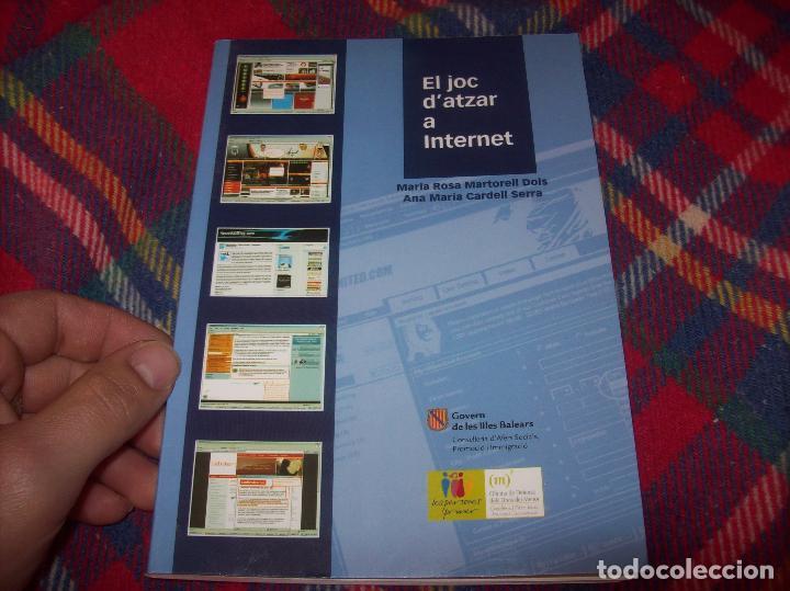 Libros de segunda mano: EL JOC DATZAR A INTERNET. MARIA ROSA MARTORELL / ANA MARÍA CARDELL. IMP. POLITÈCNICA . 2011. FOTOS. - Foto 2 - 121938391
