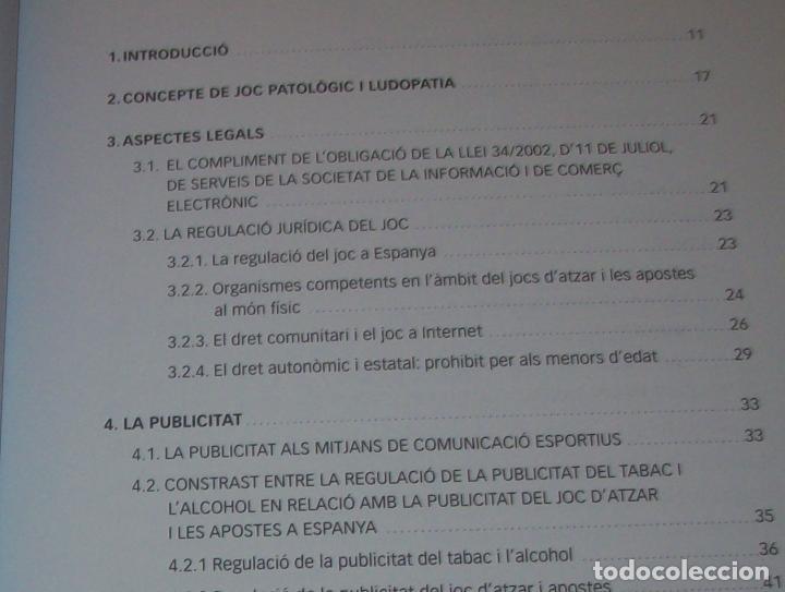 Libros de segunda mano: EL JOC DATZAR A INTERNET. MARIA ROSA MARTORELL / ANA MARÍA CARDELL. IMP. POLITÈCNICA . 2011. FOTOS. - Foto 4 - 121938391