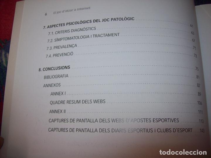 Libros de segunda mano: EL JOC DATZAR A INTERNET. MARIA ROSA MARTORELL / ANA MARÍA CARDELL. IMP. POLITÈCNICA . 2011. FOTOS. - Foto 6 - 121938391
