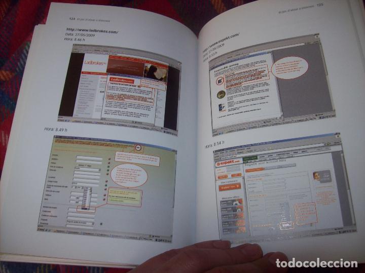Libros de segunda mano: EL JOC DATZAR A INTERNET. MARIA ROSA MARTORELL / ANA MARÍA CARDELL. IMP. POLITÈCNICA . 2011. FOTOS. - Foto 12 - 121938391