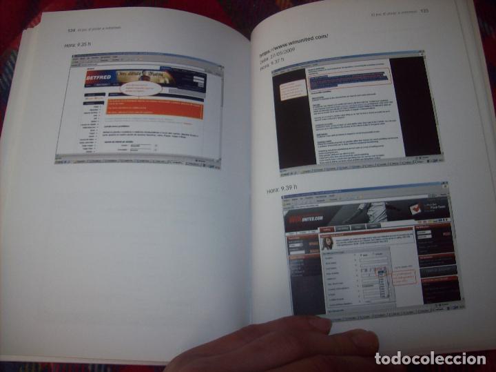 Libros de segunda mano: EL JOC DATZAR A INTERNET. MARIA ROSA MARTORELL / ANA MARÍA CARDELL. IMP. POLITÈCNICA . 2011. FOTOS. - Foto 13 - 121938391