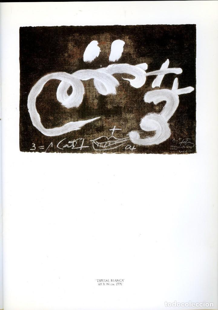 Libros de segunda mano: ANTONI TAPIES. CATÁLOGO DE LA GALERÍA MARGARITA SUMMERS. - Foto 3 - 121958291