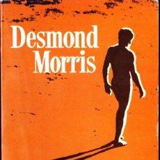 Libros de segunda mano: EL MONO DESNUDO. DESMOND MORRIS. 1983 PLAZA & JANES. Lote 121962591