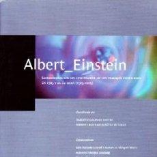 Libros de segunda mano: ALBERT EINSTEIN. VV.AA. CI-204. Lote 122015615