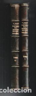 HISTORIA DEL TRADICIONALISMO ESPAÑOL, MELCHOR FERRER, DOMINGO TEJERA Y JOSÉ F. ACEDO. TOMO I Y II (Libros de Segunda Mano - Historia - Otros)