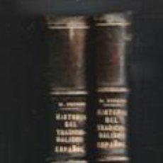 Libros de segunda mano: HISTORIA DEL TRADICIONALISMO ESPAÑOL, MELCHOR FERRER, DOMINGO TEJERA Y JOSÉ F. ACEDO. TOMO I Y II. Lote 122109203