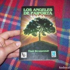 Libros de segunda mano: LOS ÁNGELES DE PAIPORTA.A.D.A.M.A. TONI BENNÀSSAR.1992. EXCELENTE EJEMPLAR. VER FOTOS. Lote 122156843