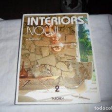 Libros de segunda mano: INTERIORS NOW.2.-LASZLO TASCHEN 2011. Lote 122172179