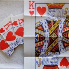 Libros de segunda mano: LIBRERIA GHOTICA. OBJETOS DE MAGIA: 6 CARTAS GIGANTES DOBLADAS DE 50 X 34 CM. . Lote 122205051