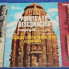 Second hand books - Puerta a lo desconocido - Libro revista - Tomos 1 y 2 (números del 1 al 6) - 45440424