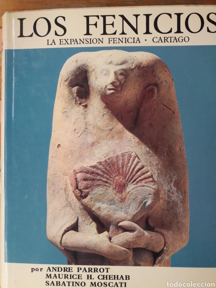 EL UNIVERSO DE LAS FORMAS. LOS FENICIOS. AGUILAR. (Libros de Segunda Mano - Bellas artes, ocio y coleccionismo - Otros)