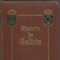 Libros de segunda mano: XOSE RAMON BARREIRO FERNANDEZ. HISTORIA DE GALICIA. VOLUMEN XV. EDICIONES GAMMA. Lote 122276407