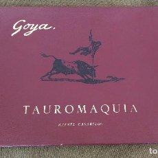 Libros de segunda mano: TAUROMAQUIA DE RAFAEL CASARIEGO. Lote 122278603