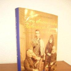 Libros de segunda mano: LOS DESCONOCIDOS INFANTES DE ESPAÑA: CASA DE BORBÓN (THASSALIA, 1996) R. MATEOS SAINZ DE MEDRANO. Lote 122280155