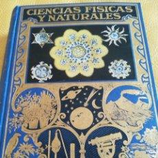 Libros de segunda mano: CIENCIAS FISICAS Y NATURALES-LUIS POSTIGO-RAMON SOPENA-1955-NUEVO-PERFECTO. Lote 122289835