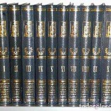 Libros de segunda mano: LA TIJERA LITERARIA. ENCICLOPEDIA HISTORICO-ANTOLOGICA DE LAS MAS FAMOSAS OBRAS EN LENGUA CASTELLANA. Lote 122300731