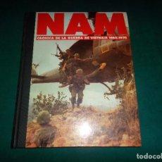 Libros de segunda mano: MAN, CRONICA DE LA GUERRA DE VIETNAM 1965-1975,PLANETA AGOSTINI. Lote 122314071