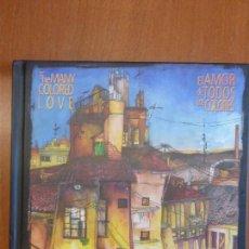 Libros de segunda mano: MANY COLORED LOVE, THE = AMOR DE TODOS LOS COLORES, EL (TCUENTO TALES) TAPA DURA - NUEVO. Lote 122338219