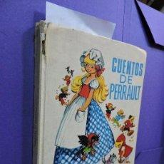 Libros de segunda mano: CUENTOS DE PERRAULT. ILUSTRACIONES DE MARIA PASCUAL. ED. TORAY. Lote 122613452