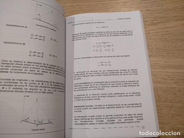 Libros de segunda mano: Elementos de topografía y construcción. López Gayarre, Fernando. López-Colina Pérez, Carlos - Foto 2 - 122488463