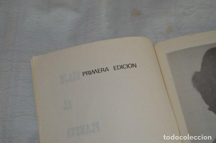 Libros de segunda mano: VINTAGE - VIAJE AL PLANETA DE LAS FLORES - OCTUBRE 1978 - VICTORIA CALDERÓN QUINTANA - ENVÍO 24H - Foto 7 - 122560539