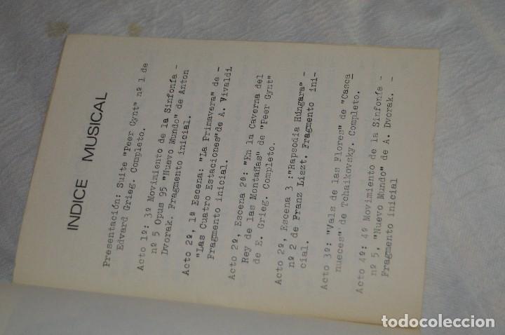 Libros de segunda mano: VINTAGE - VIAJE AL PLANETA DE LAS FLORES - OCTUBRE 1978 - VICTORIA CALDERÓN QUINTANA - ENVÍO 24H - Foto 8 - 122560539